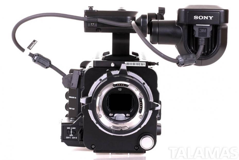 Sony PMW-F55 CineAlta Digital Cinema Camera