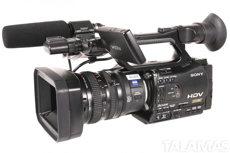 rental sony hvr z7u 1080i hdv camcorder talamas com rh talamas com sony hvr z7 manual pdf download sony hvr z7 manual pdf download