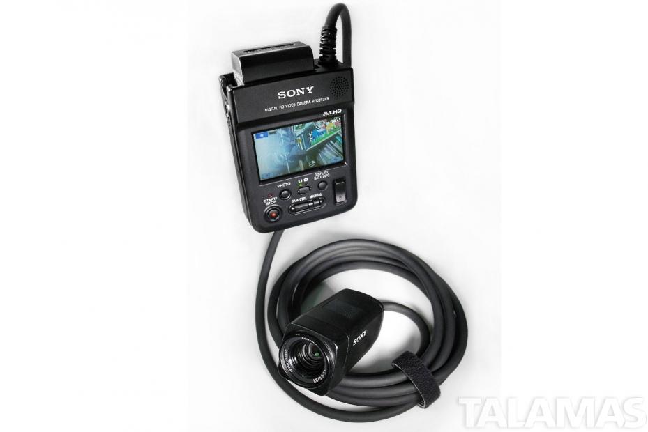 Rental - Sony HXR MC1 HD POV Camera and Recorder   talamas.com