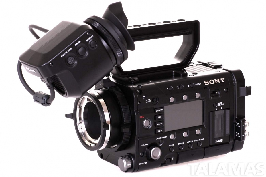 Sony CineAlta F5 Camera Windows Vista 64-BIT