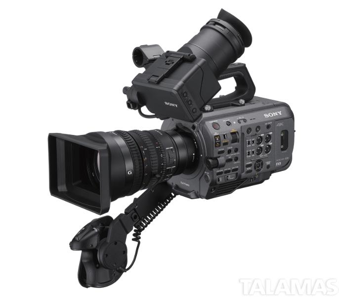 Sony PXW-FX9 6K Full Frame