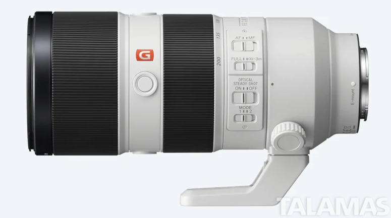 FE Telephoto Zoom 70-200mm f/2.8 GM OSS