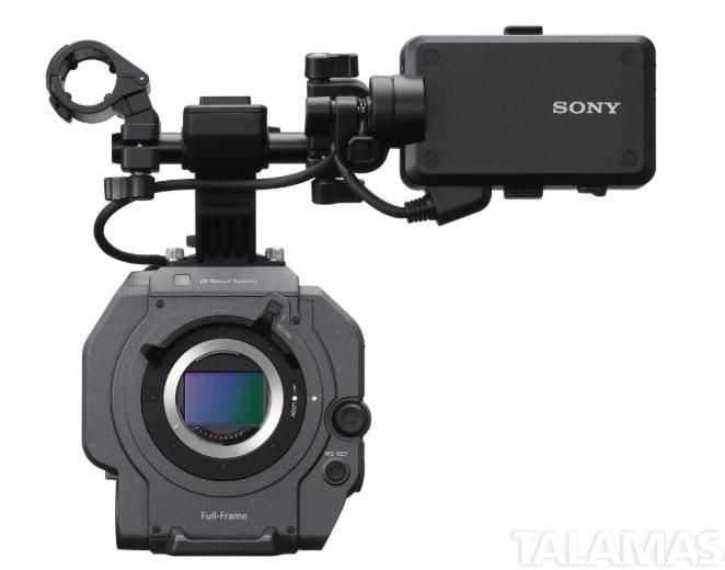 PXW-FX9 6K Full Frame Digital Cinema Camera