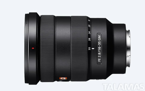 FE Wide-Angle Zoom 16-35mm f/2.8 GM