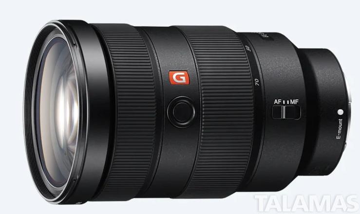 Sony FE Zoom 24-70mm