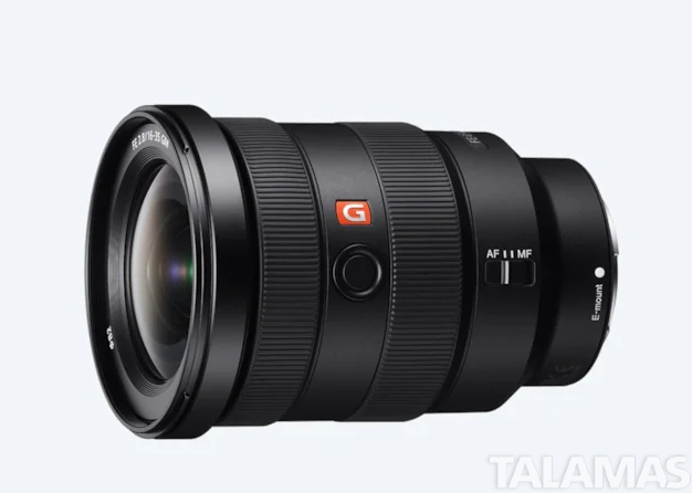 Sony FE Wide-Angle Zoom 16-35mm