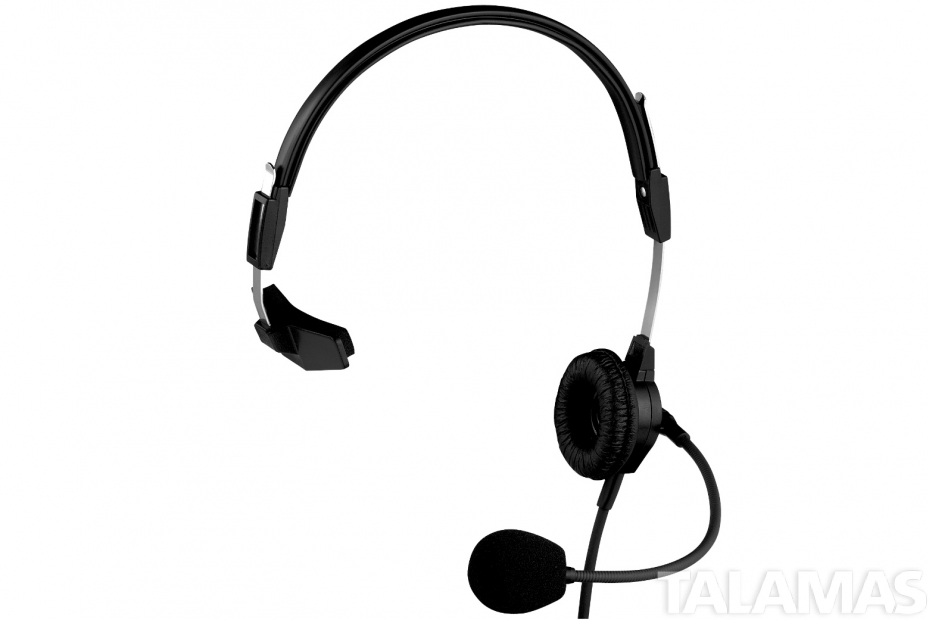 Telex PH88 Single-Muff Lightweight Headset