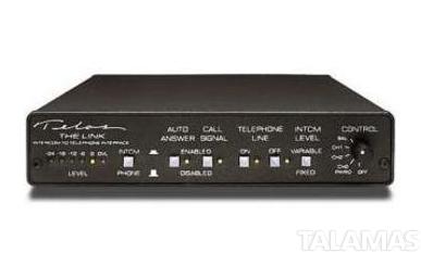 Telos Link Telephone to Intercom Interface