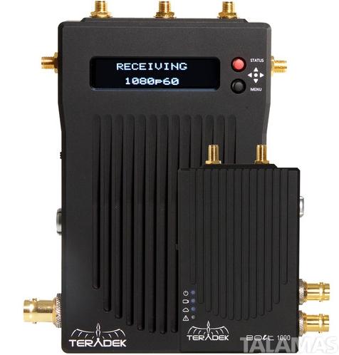 Teradek Bolt 1000 3G-SDI/HDMI Wireless Video Transmitter/Receiver Set