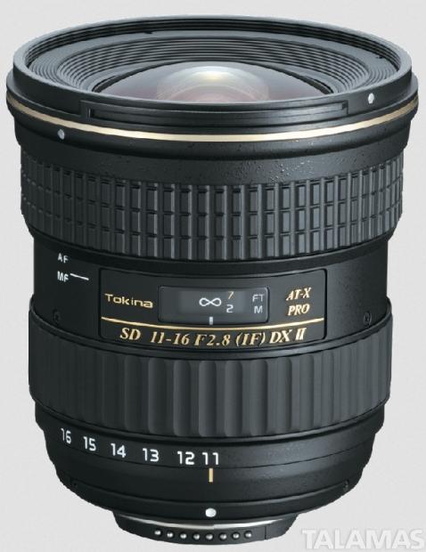 Tokina 11-16mm F2.8 AT-X 116