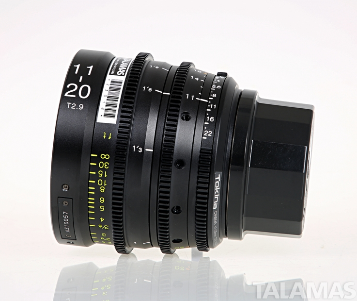 Tokina Cinema ATX 11-20mm Wide T2.9