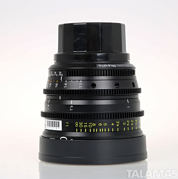 Tokina Cinema ATX 11-20mm Wide PL Mount