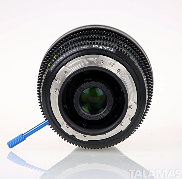 Tokina Cinema ATX 11-20mm Wide T2.9 PL Mount