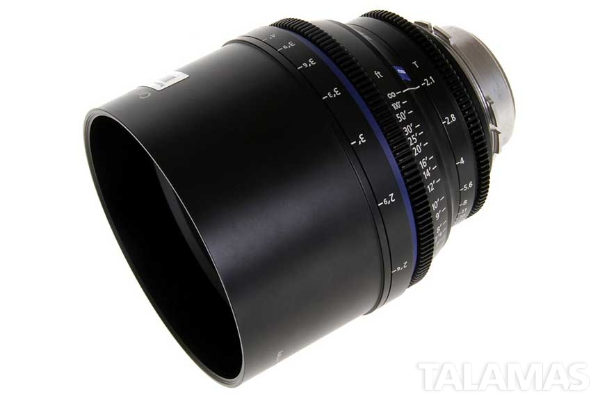 Zeiss 50mm T2.1 Macro CP.2 Compact Prime Lens