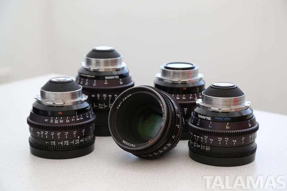 Zeiss Super Speed Mark III