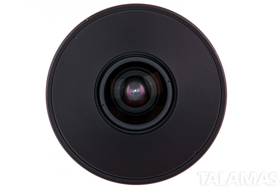 Zeiss 28mm T2.1 CP.2 Compact Prime Lens with PL Mount front view