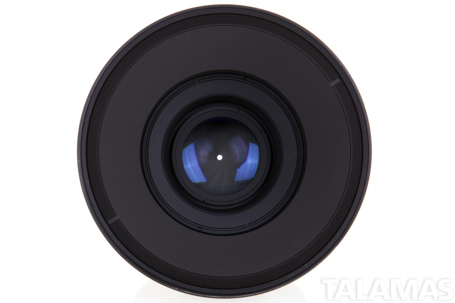 Zeiss 50mm T2.1 CP.2 Compact Prime Lens with PL Mount front view