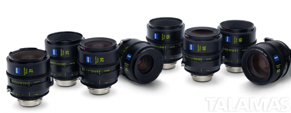Zeiss Supreme Prime Lens
