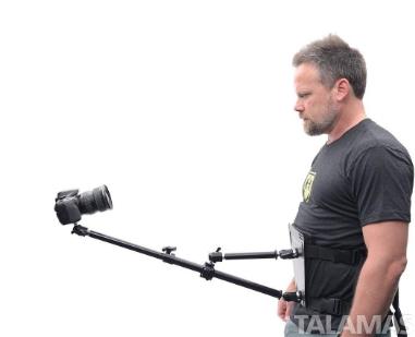 Snorricam DSLR Vest Camera / 3rd Person Harness