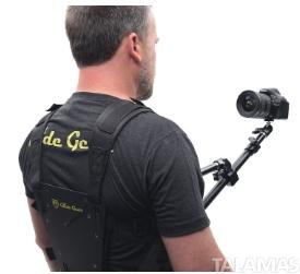 Glide Gear SNC 100 Snorricam DSLR Vest Camera