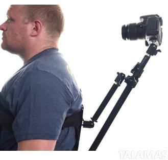 Glide Gear SNC 100 Snorricam DSLR Vest Camera Harness