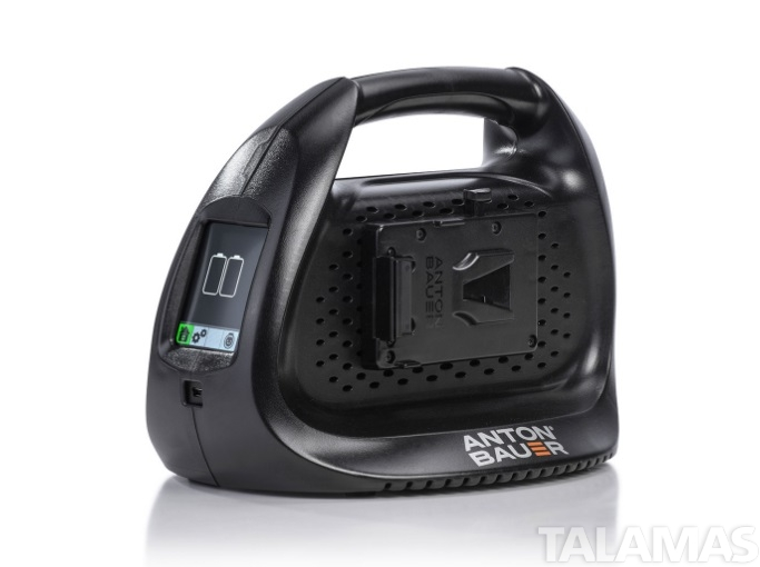 Anton Bauer Performance DUAL V Mount Charger