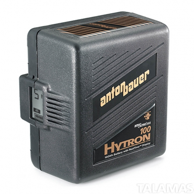 Anton Bauer Hytron 100 Digital Battery 14 4 Volts 100