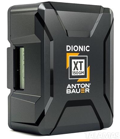Anton Bauer Dionic XTG 150