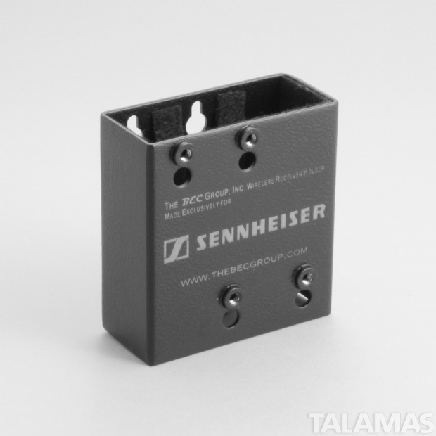Bec BEC-500 Wireless Mic Receiver Bracket for Sennheiser E Series