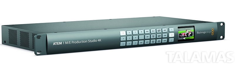 Black Magic ATEM 1 M/E Production Studio 4K
