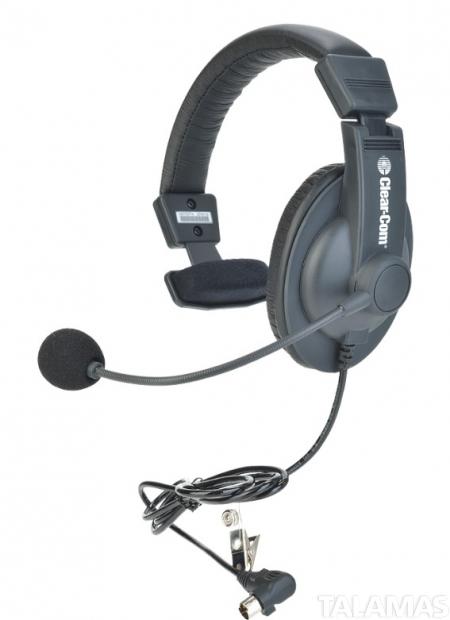 Clear-Com CC-15 Single Sided Headset