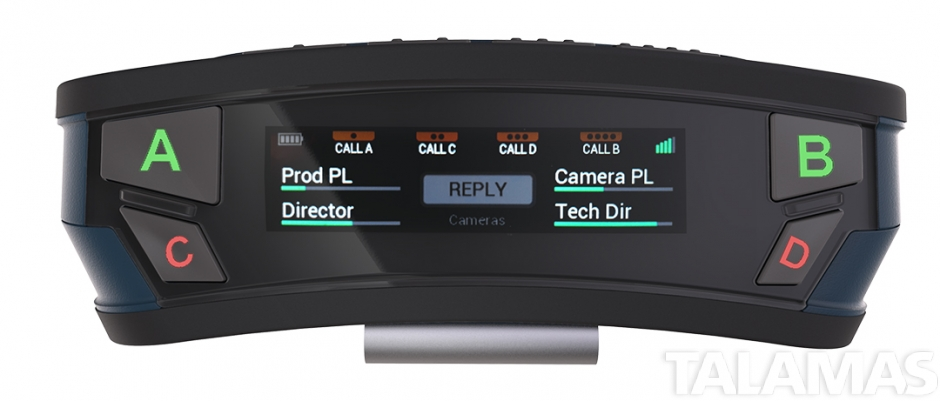 Clear-Com Freespeak Edge FSE-BP50-X4 Digital Wireless