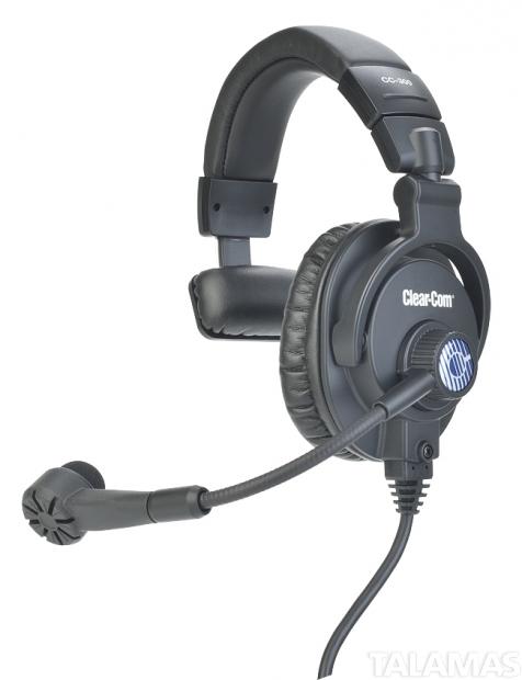 Clear-Com CC-300 Single-ear with A5M Connector