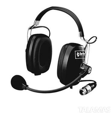 Clear-Com Double-Ear Economy XLR-4F