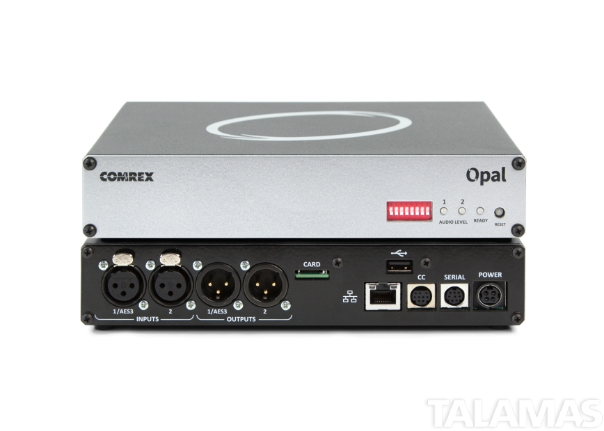 Comrex Opal IP Audio Gateway