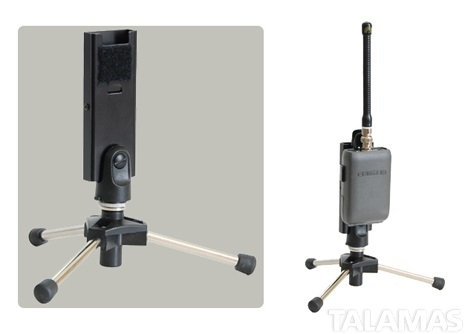 Comtek MBS-216, Free standing snap-in mounting-bracket and stand
