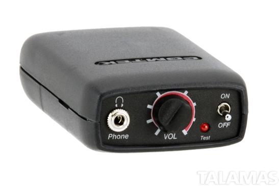 Comtek PR-216 Remote Program Monitoring