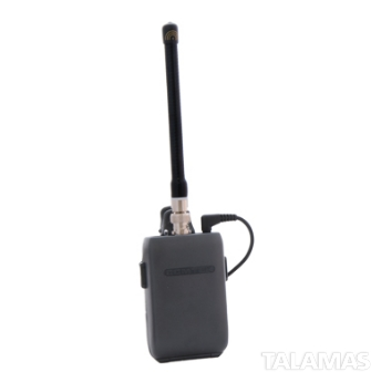 Comtek Frequency Synthesized Portable Transmitter, 216 MHz