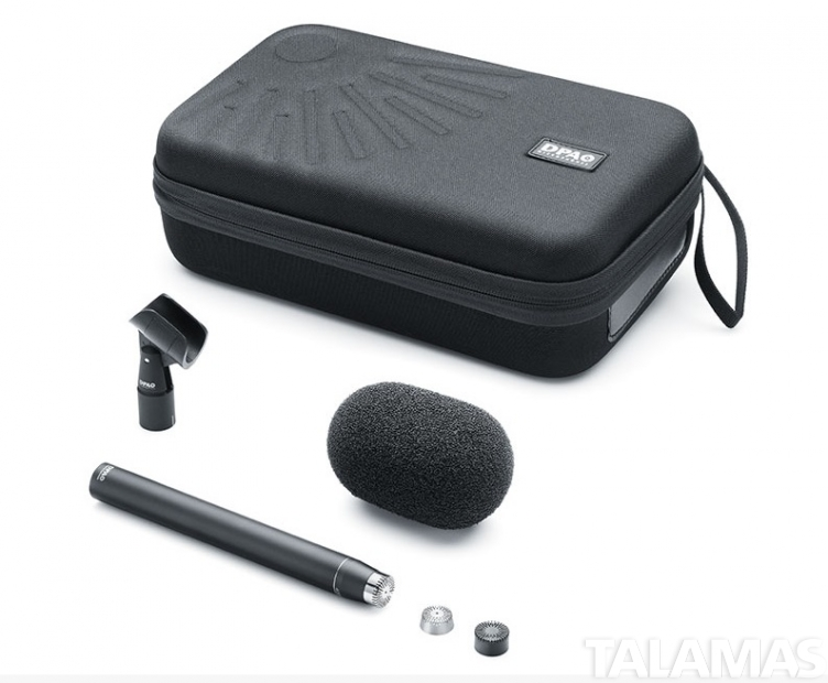 DPA  d:dicate™ 4006A Omnidirectional Microphone, Black