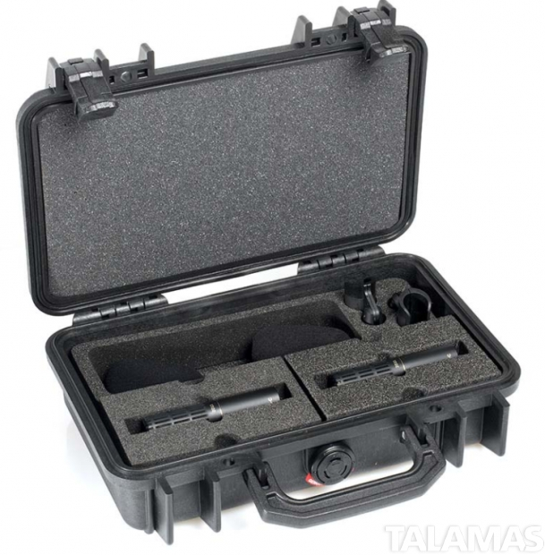 DPA  ST2011C d:dicate Cardioid Stereo Pair Microphone Kit