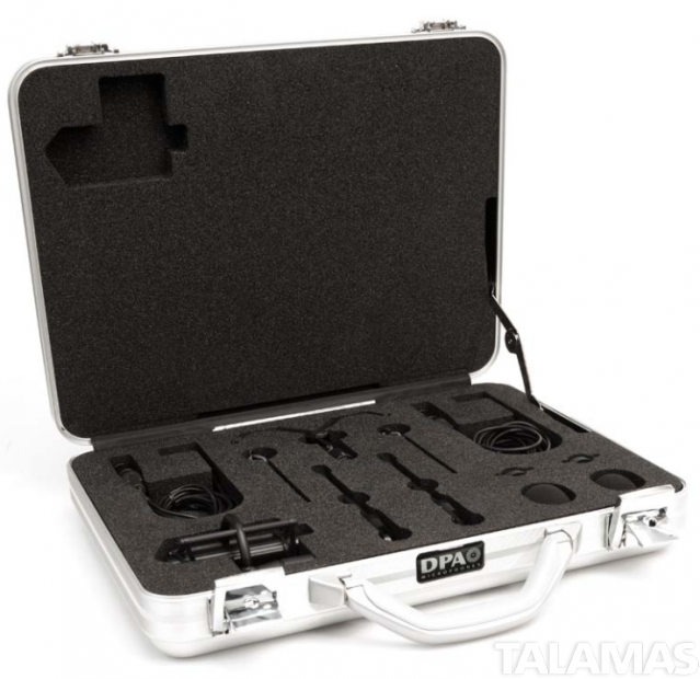 DPA 3511ES d:dicate Cardioid Stereo Kit with Cardioid Microphone