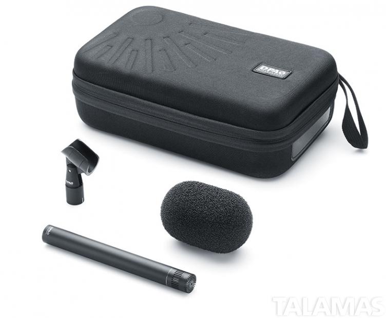DPA 4011A d:dicate Cardioid Microphone Black