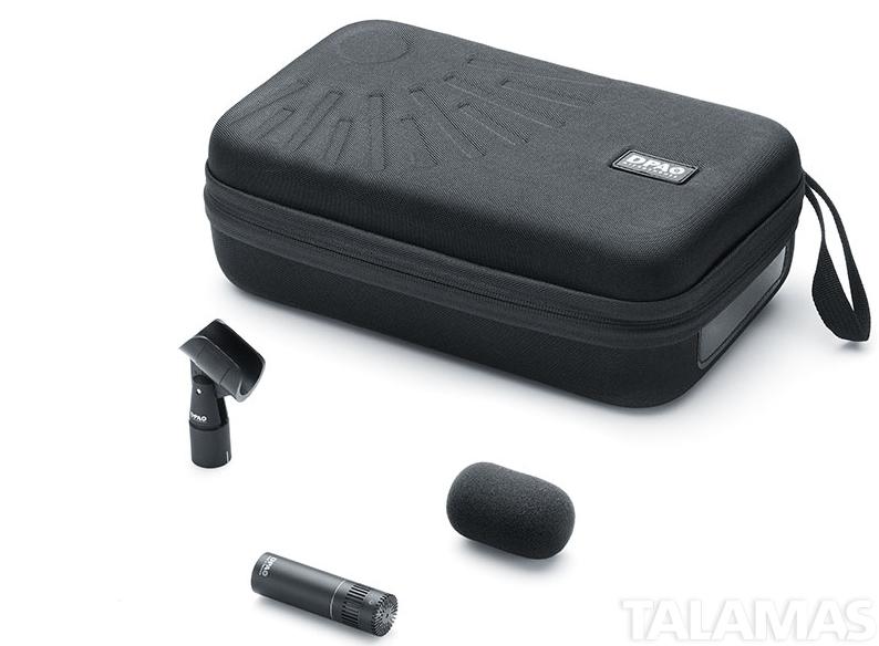 DPA d:dicate 4018C Super Cardiod  Microphone Compact Black