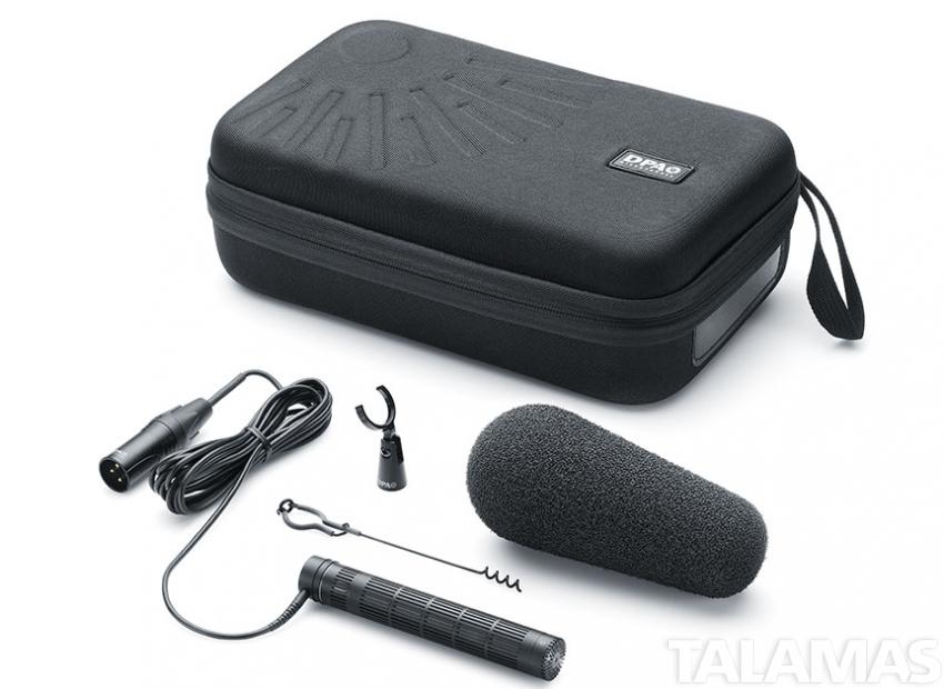 DPA d:dicate 4018A Super Cardioid Microphone Black
