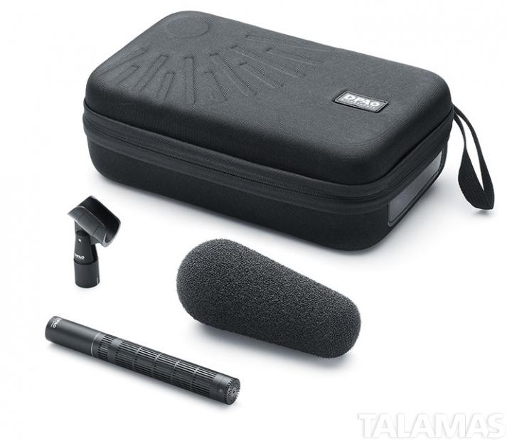 DPA d:dicate 4017C Super Cardioid Shotgun Microphone