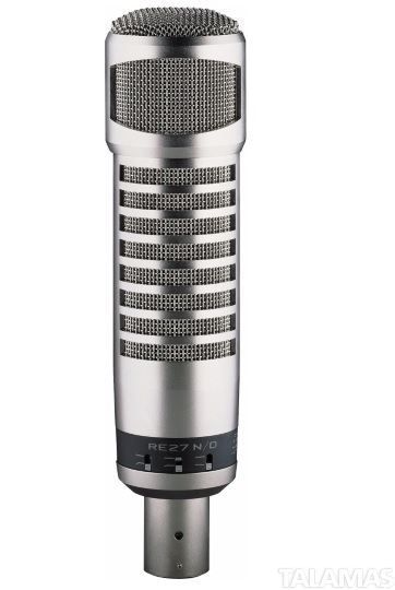 Electro-VoiceRE27N/D Dynamic Cardioid Studio Microphone