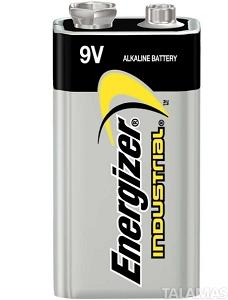 Energizer 9 Volt Batteries 12 pack