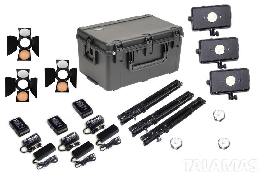 Frezzolini SLK-3A Skylight Portable LED Light Kit