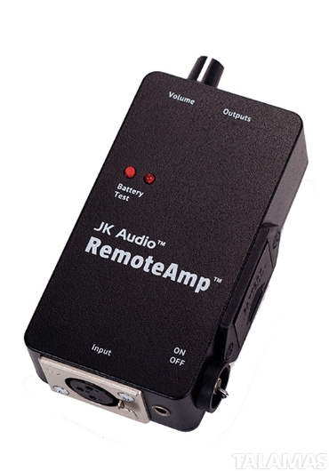 JK Audio Remote Amp