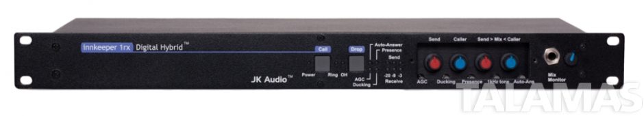 JK Audio Innkeeper 1RX, Rackmount Digital Hybrid
